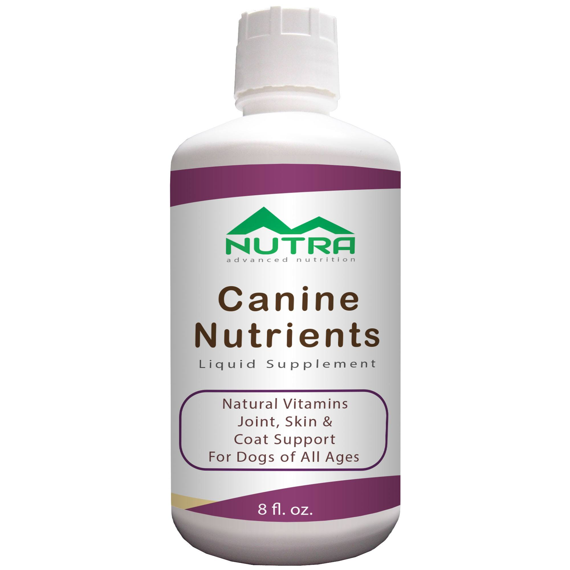 Private Label Liquid Dog Vitamins Manufacturer