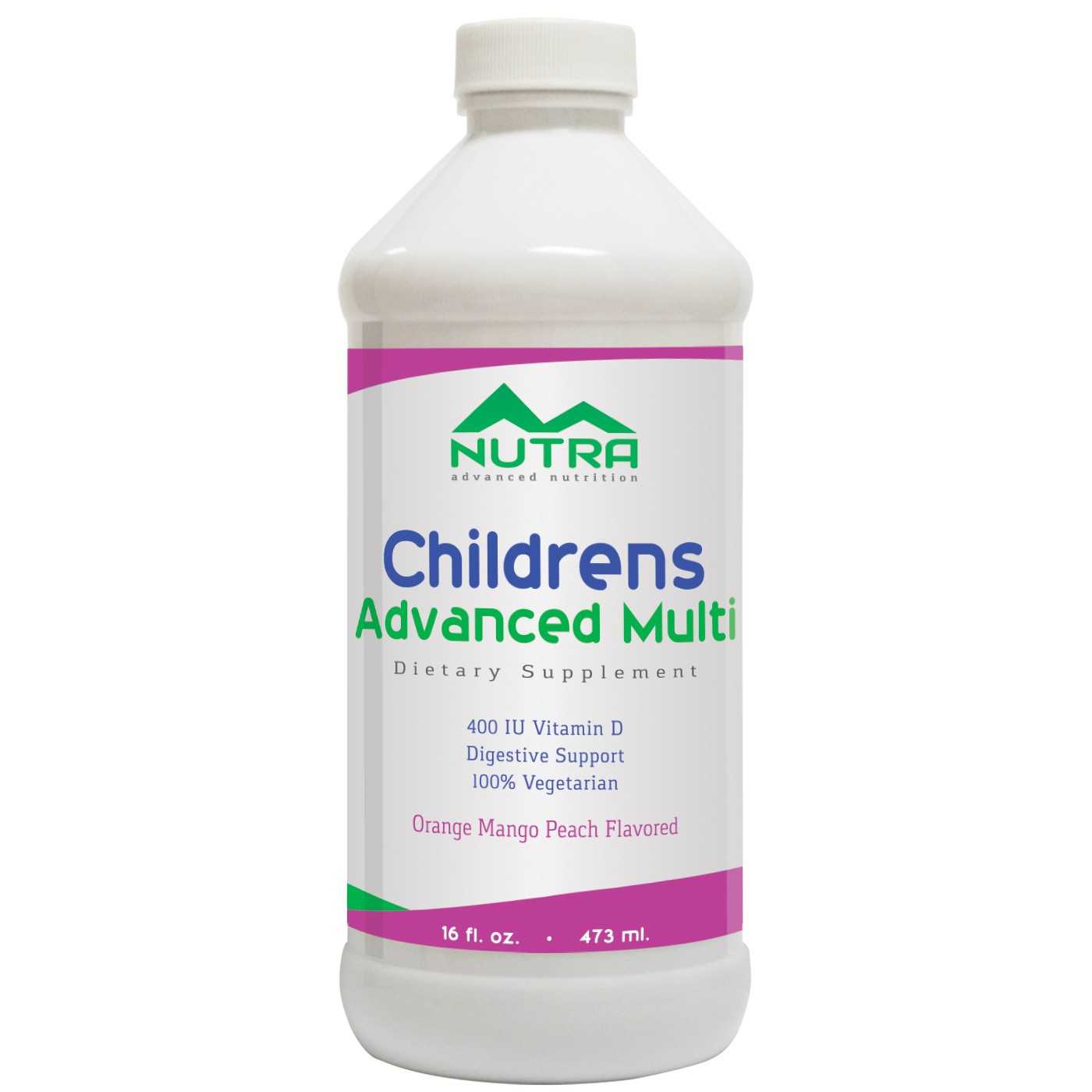Private Label Children's Multivitamin Supplement Manufacturer
