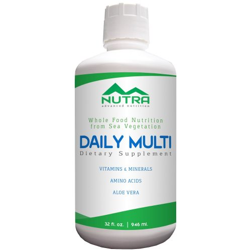 Private Label Whole Food Daily Multivitamin Supplement Manufacturer