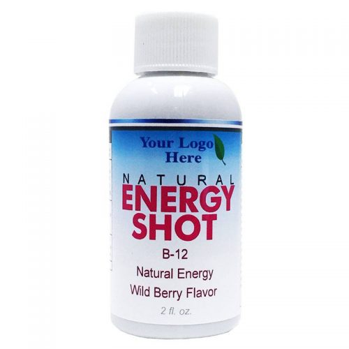 Private Label Energy Shot Manufacturer