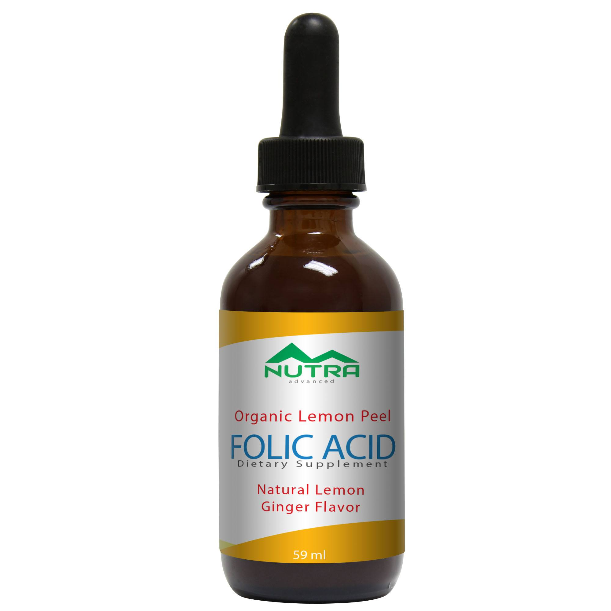 Private Label Folic Acid Supplement Manufacturer