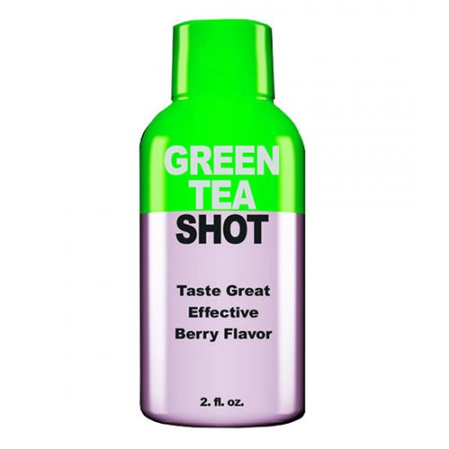Private Label Green Tea Shot Manufacturer