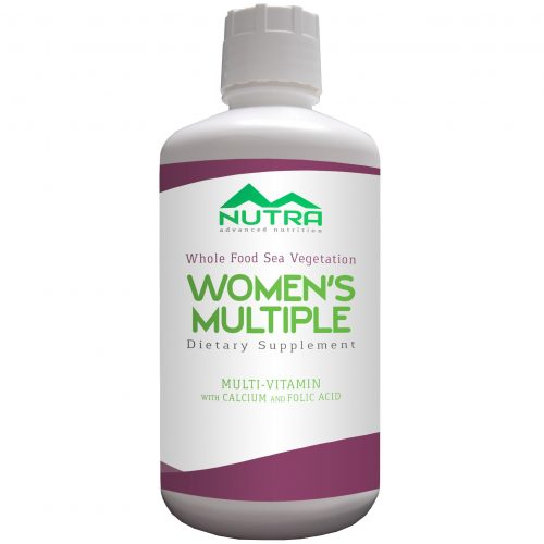 Private Label Women's Whole Foods Daily Multivitamin Manufacturer